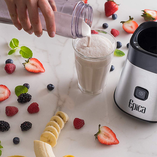 Epica Personal Blender with Take-Along Bottle 2