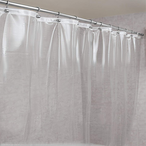 Epica Strongest Mildew Resistant Shower Curtain Liner